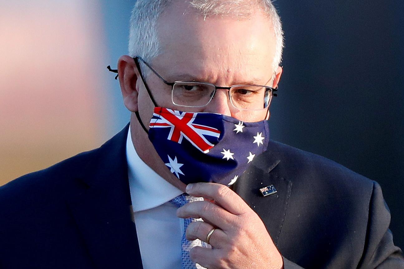 澳大利亚总理对提出骚扰指控表示歉意